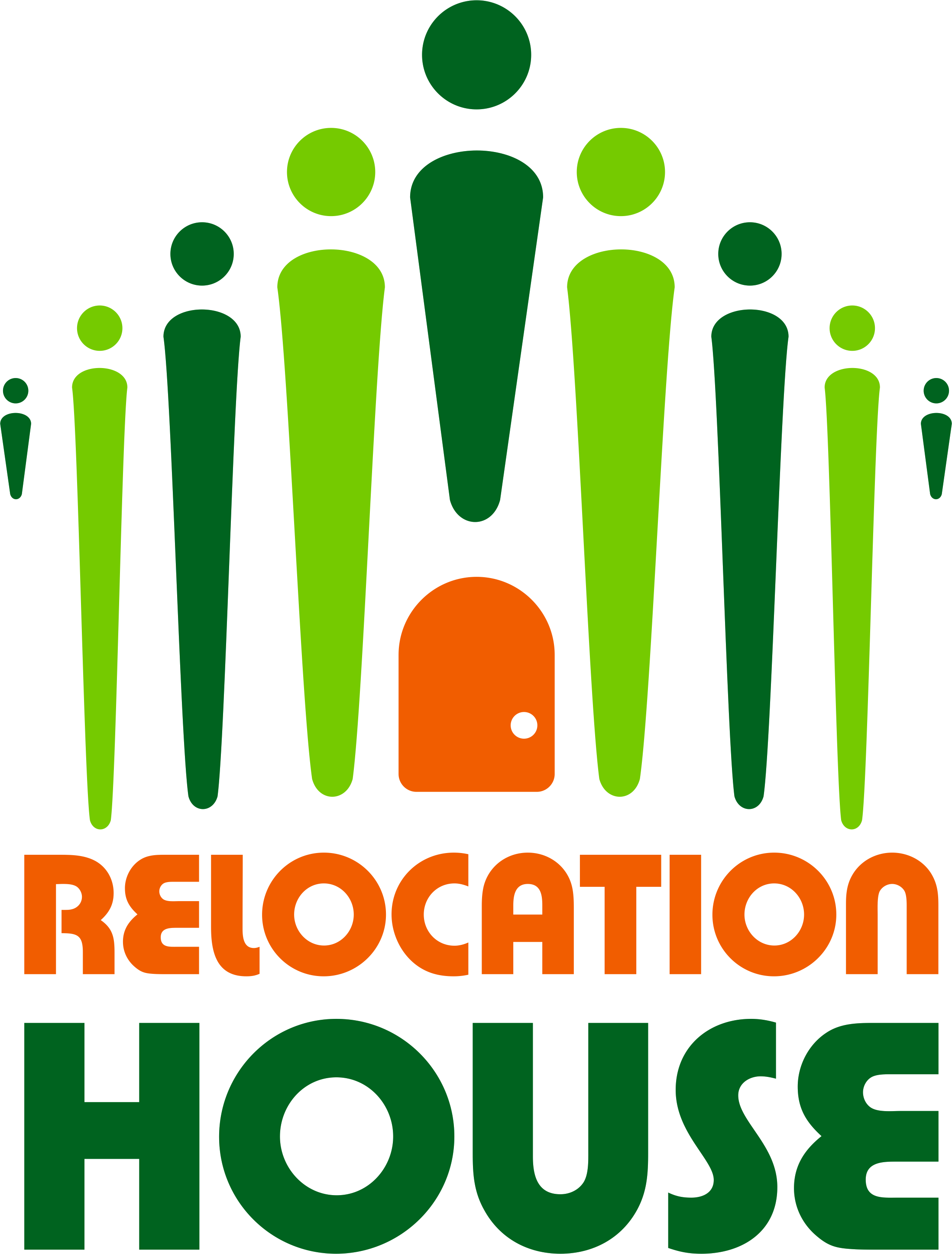 RELOCATION HOUSE
